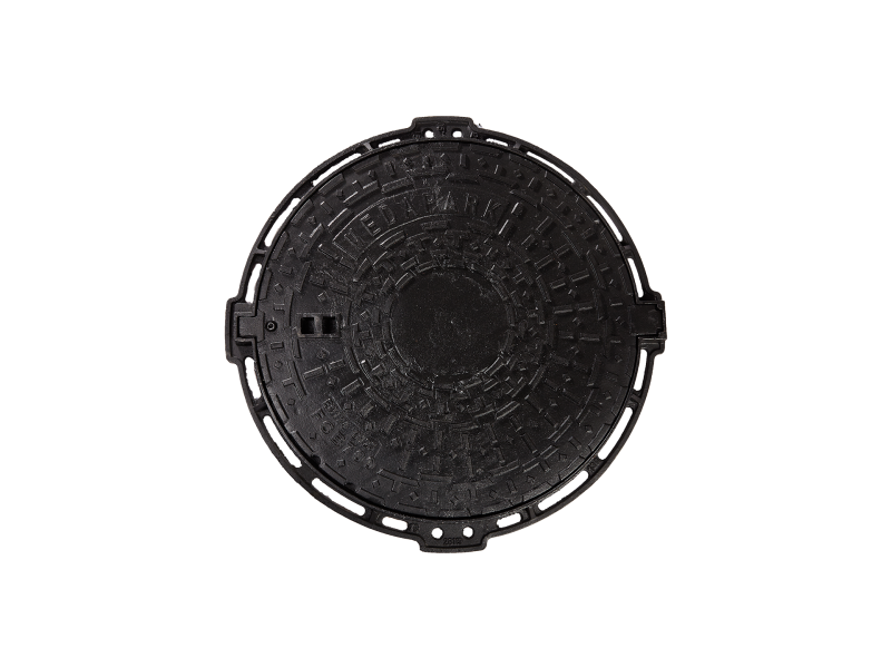 MANHOLE COVER B125 700*35 WITH LOCK